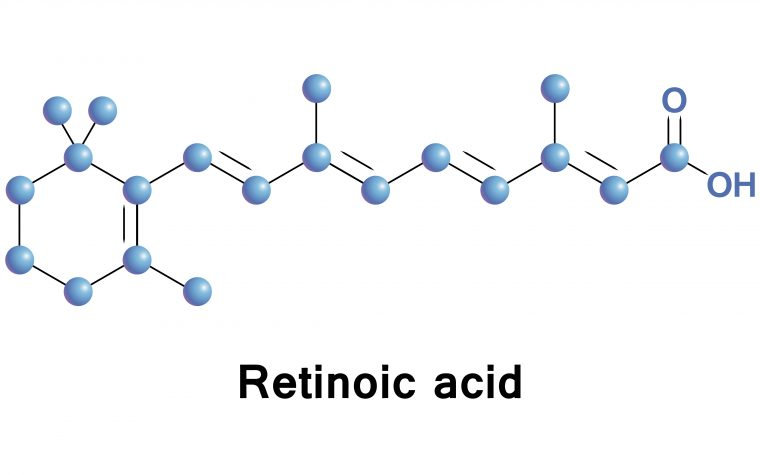 Retinoic acid in colorectal cancer