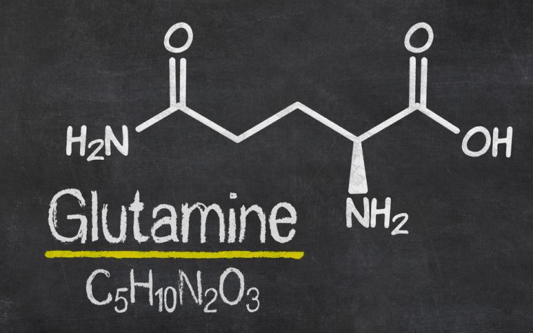 Colorectal cancer and glutamine